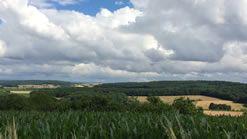 Idée d'un itinéraire en Lorraine à partir de Lunéville