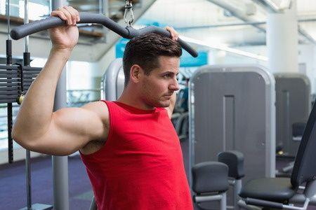 Musculation - développé militaire - épaules