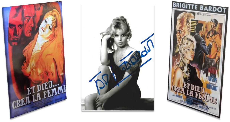 Brigitte Bardot dans Et Dieu créa ... la femme