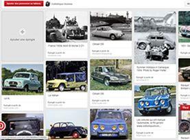 Nos tableaux «voitures» sur pinterest
