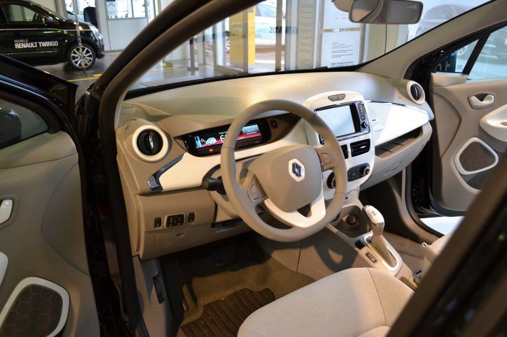 Voiture électrique - Renault ZOE