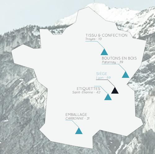 LEAX entreprise française de prêt-à-porter