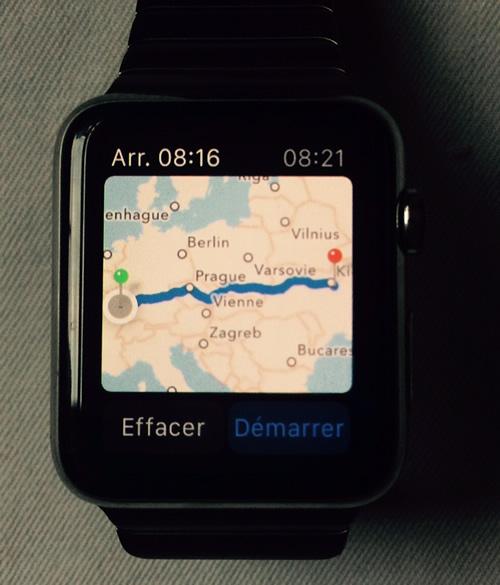 Apple Watch - Esthétique Homme