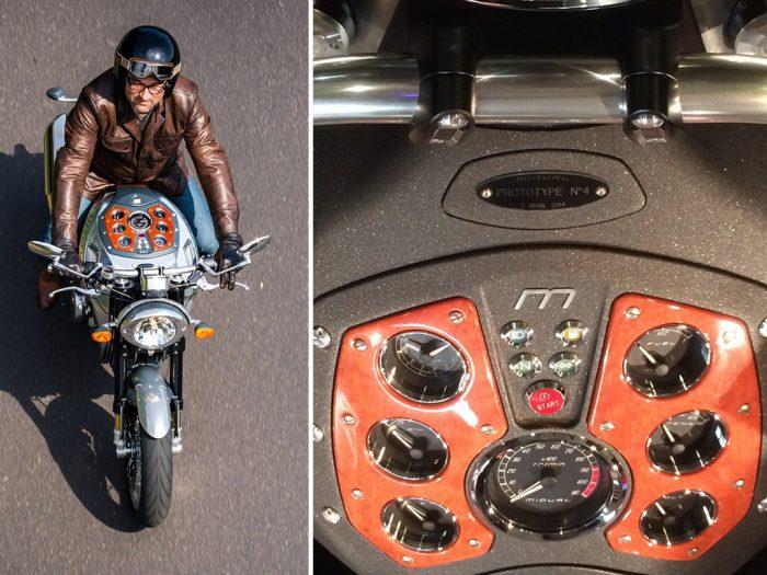 Les motos Midual