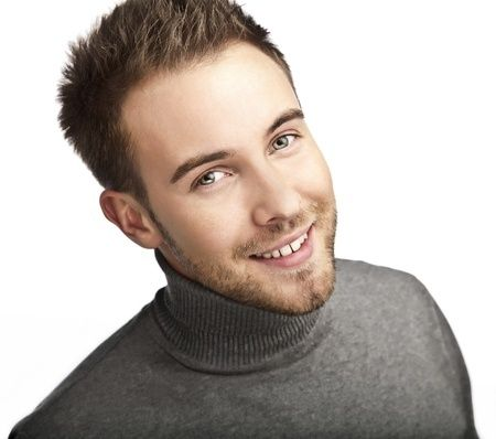 Les traits du visage masculin - Esthétique Homme