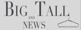 Big And Tall - Blog pour les hommes costauds - Esthétique Homme