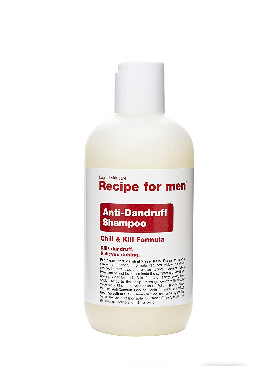 RECIPE FOR MEN Shampooing Anti Pelliculaire