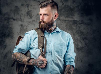 Shampoing à barbe Esthétique Homme Le magazine masculin pas comme les autres