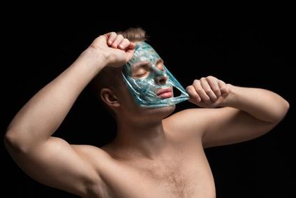 Les masques film Esthétique Homme Le magazine masculin pas comme les autres