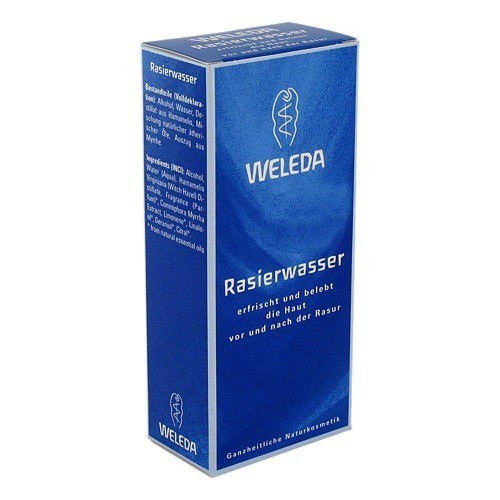 Weleda Lotion Après Rasage 100 ml