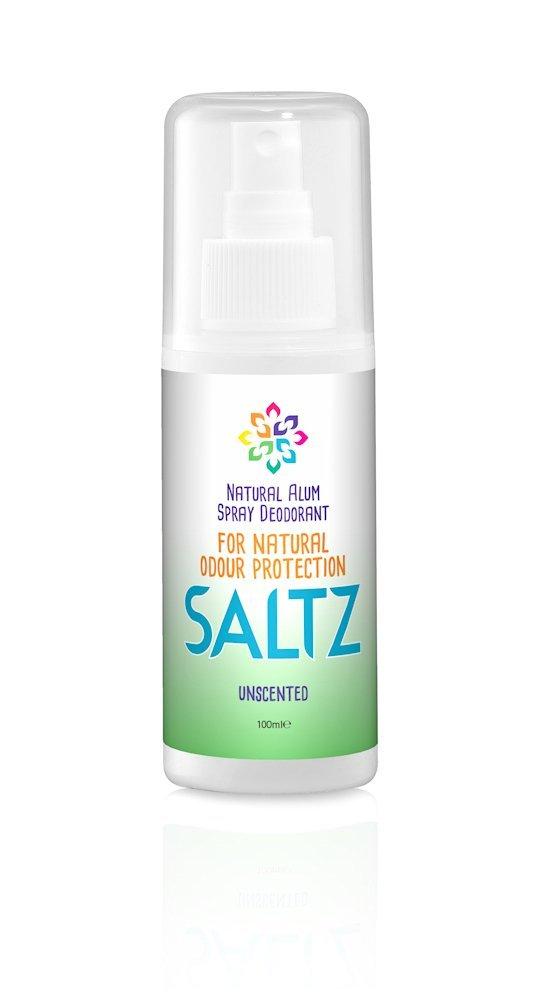 Spray Déodorant Organique 100 % de pierre d'alun Naturelle – 100 ml