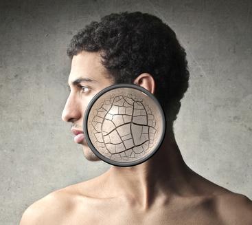 Pour les visages à peau sèche Esthétique Homme Le magazine masculin pas comme les autres