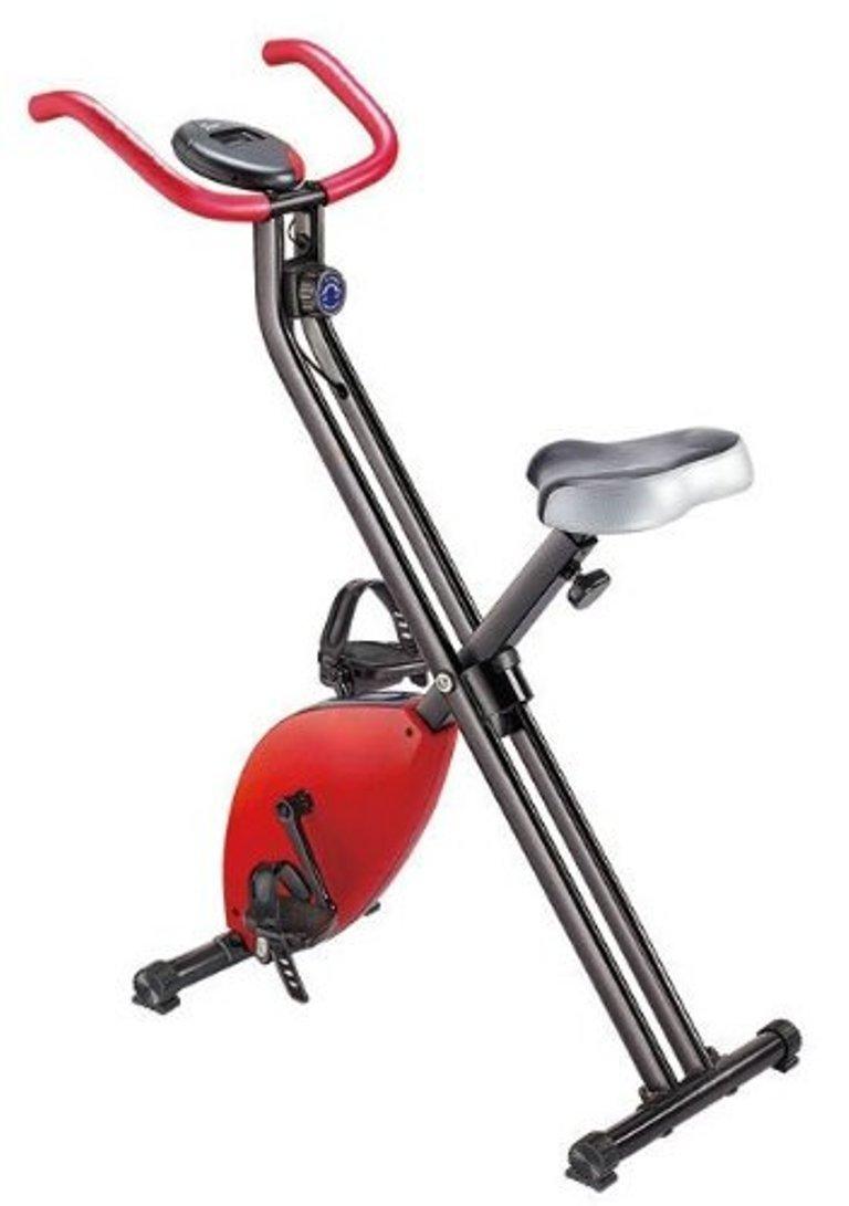Vélo pliant vélo d'exercice magnétique