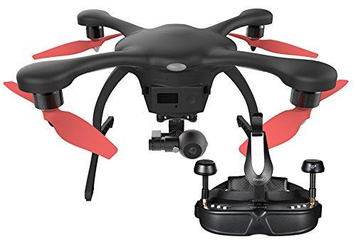 EHANG Ghost Drone 2.0 VR iOS Noir