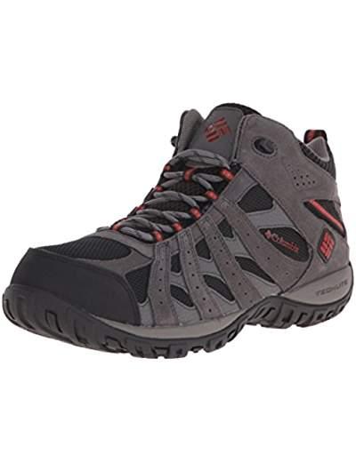 Columbia Redmond Mid, Chaussures de Randonnée Hautes homme