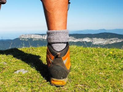 Les chaussettes de marche Esthétique Homme Le magazine masculin pas comme les autres
