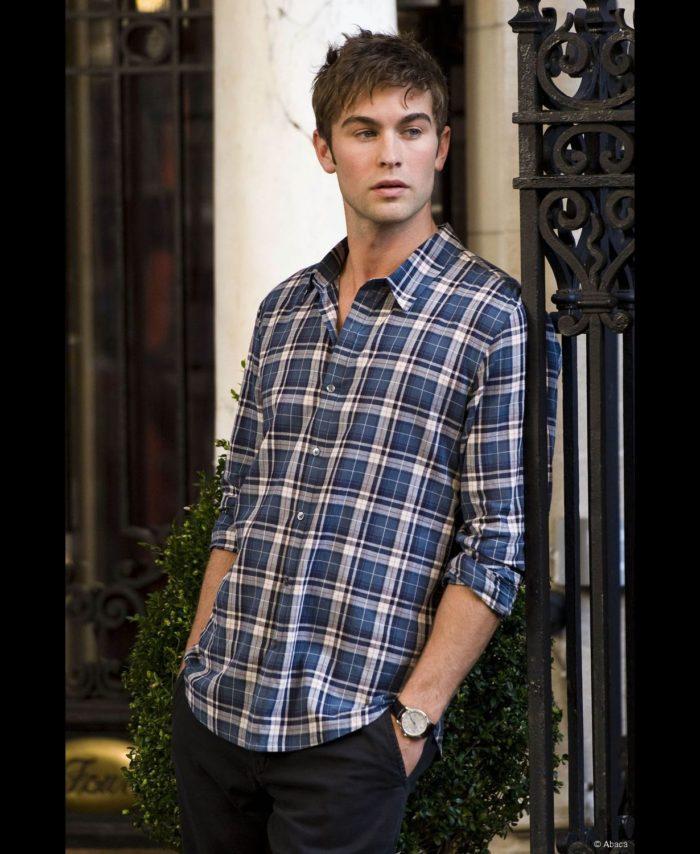 Chemise à carreaux Esthétique Homme Le magazine masculin pas comme les autres