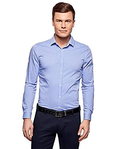Chemise à petits carreaux Vichy