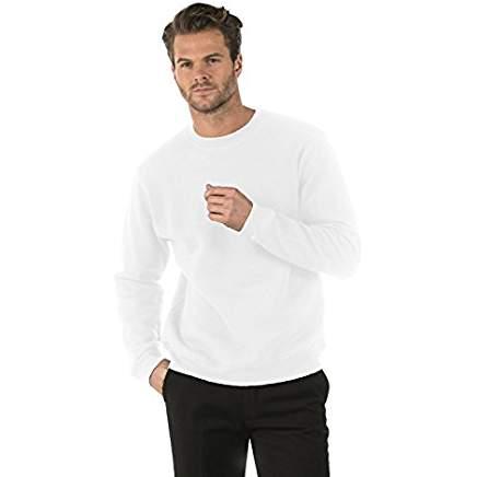 Bruntwood Classique Sweat Ras Du Cou Chemise Coton/Polyester