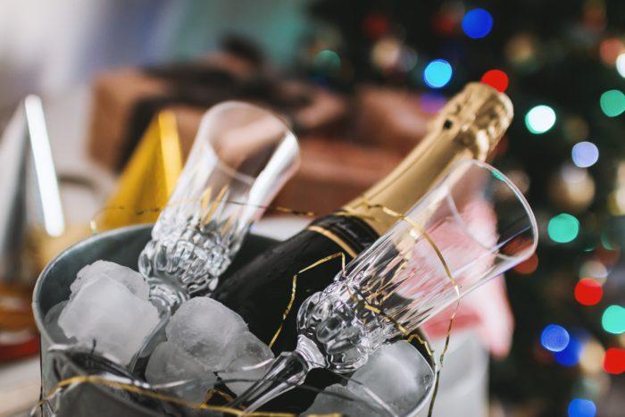 Le Champagne : boisson des fêtes, mais pas que…